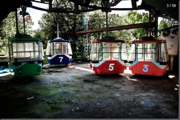 Parque de diversões abandonado no Japão (1)