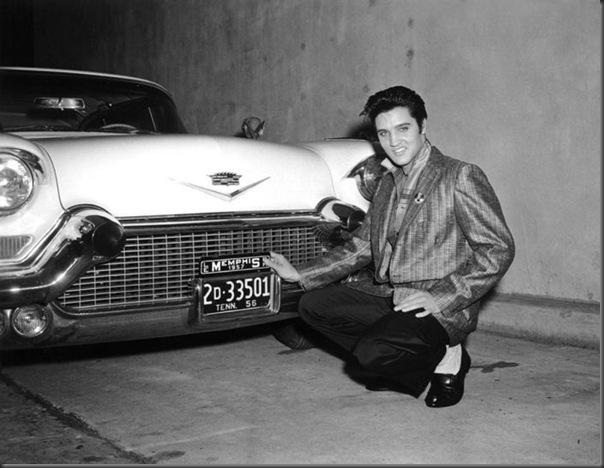 Fotos raras de Elvis Presley (14)