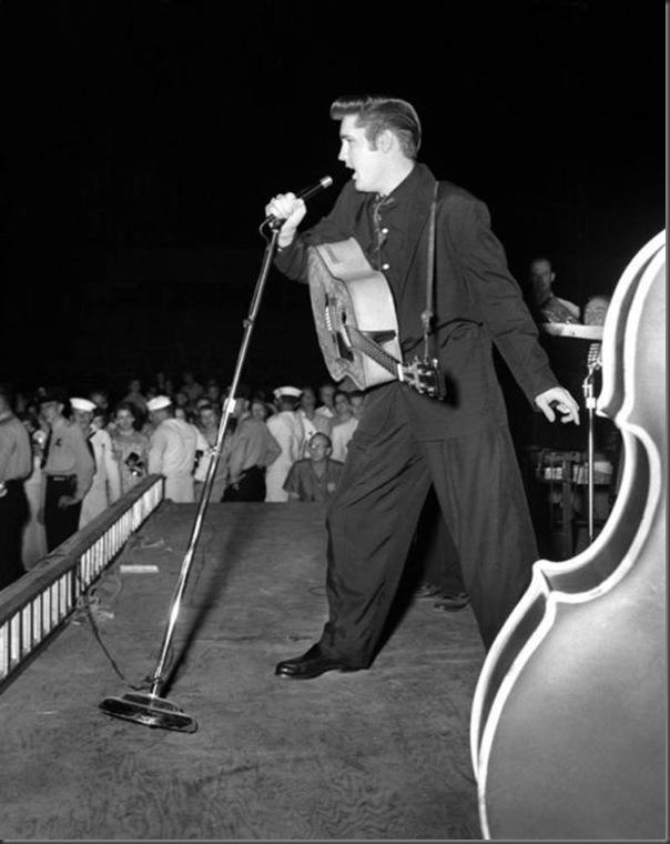 Fotos raras de Elvis Presley (20)