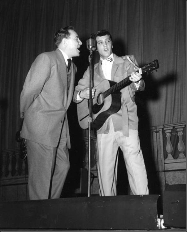 Fotos raras de Elvis Presley (5)
