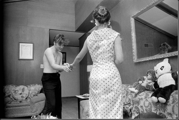 Fotos raras de Elvis Presley (4)