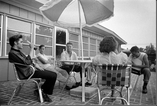Fotos raras de Elvis Presley (1)