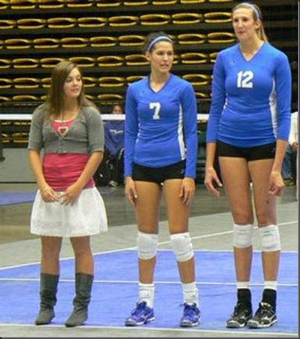 As mulheres mais altas do mundo (19)