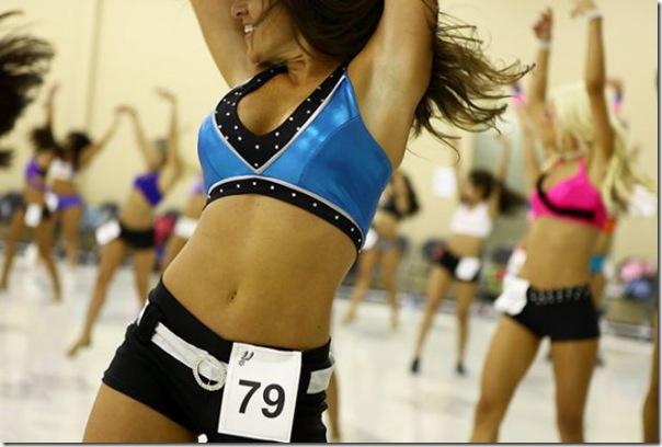 Treinamento e seleção das Cheerleaders (24)