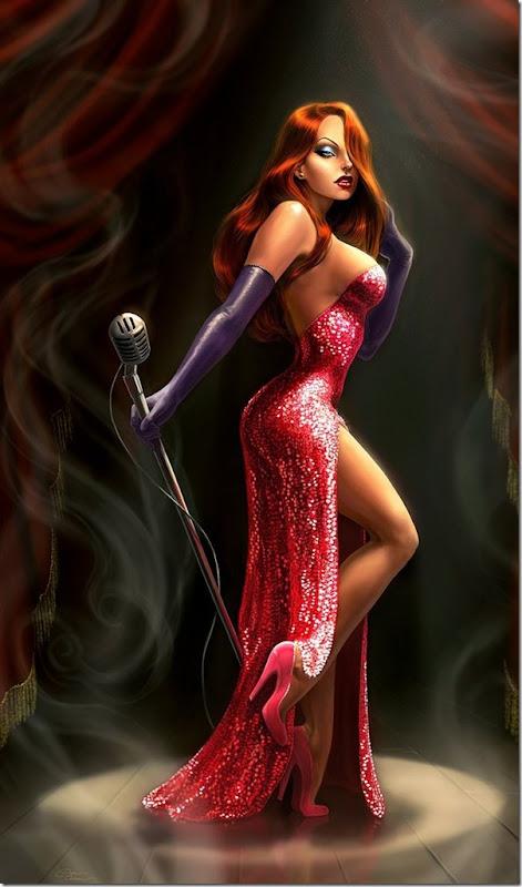 Jessica Rabbit a personagem mais sensual da Disney (10)