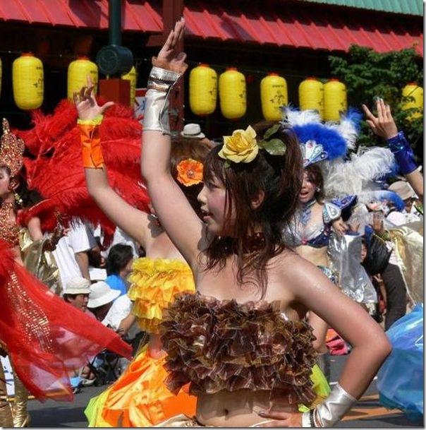 O carnaval no Japão (6)