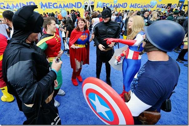 Maior reunião de super-heróis (14)
