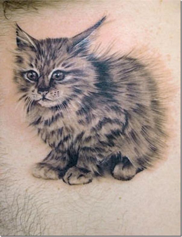 Tatuagem de gatos (7)