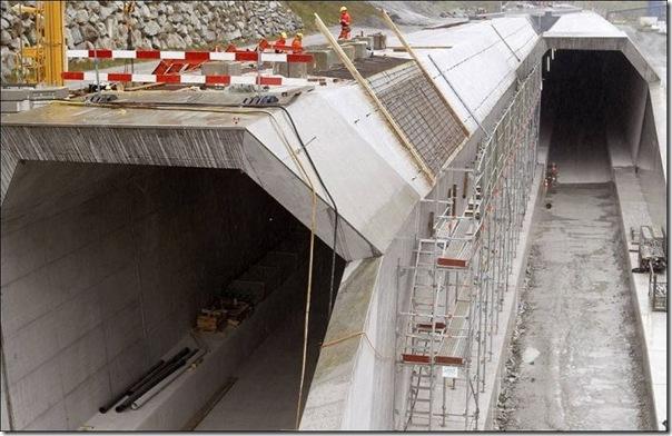 O maior túnel do mundo (3)