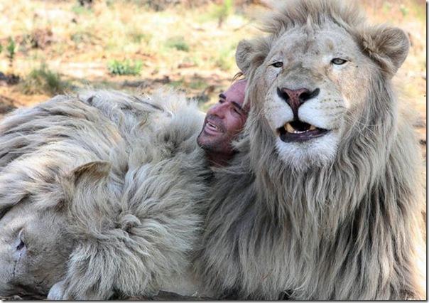 Kevin Richardson, O encantador de leões (2)