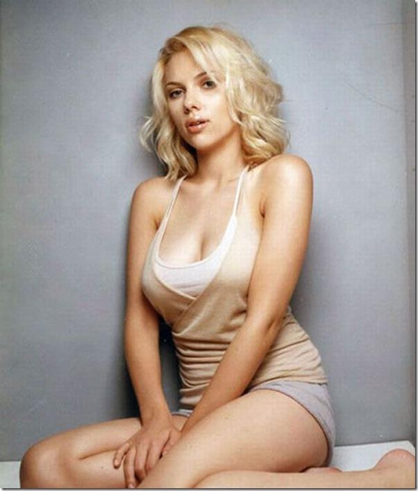Os melhores momentos de Scarlett Johansson em fotos (10)