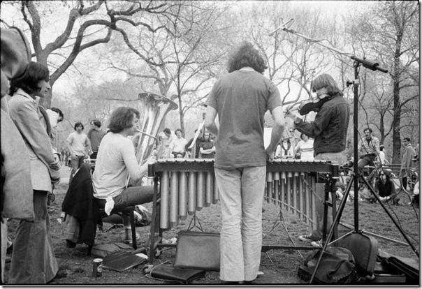 Como era nas ruas de nova york em 1974
