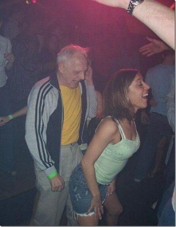 Vovô no baile funk