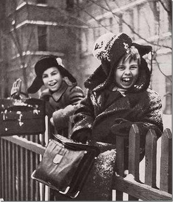 Fotos do passado das pessoas na URSS (31)