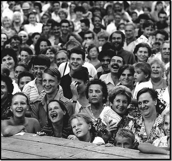 Fotos do passado das pessoas na URSS (19)