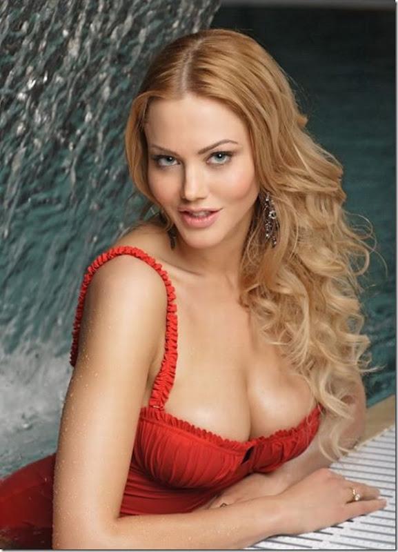 As celebridades mais bonitas da Bielorrússia