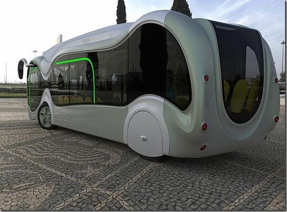 Ônibus futurista (2)