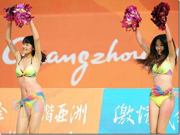 Cheerleaders dos jogos asiaticos (7)