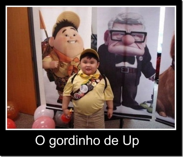 The Kid From Up