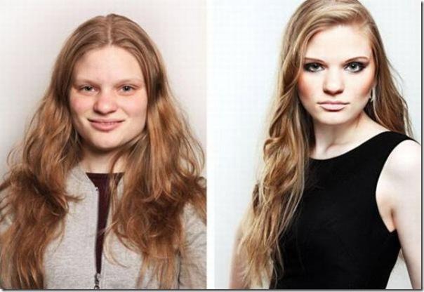 Garotas antes e depios da maquiagem (11)