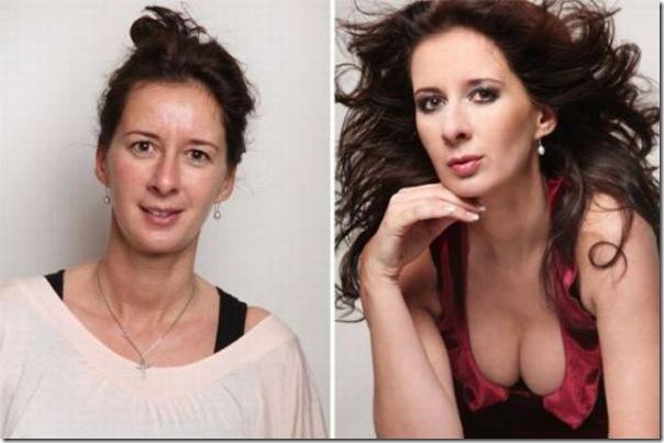 Garotas antes e depios da maquiagem (7)