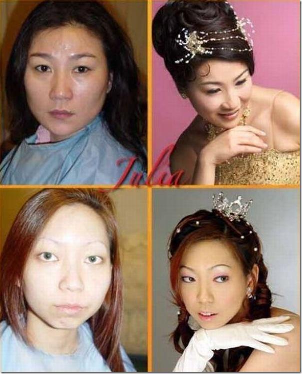 Garotas antes e depios da maquiagem (18)