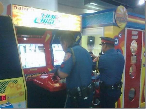Policiais nerds