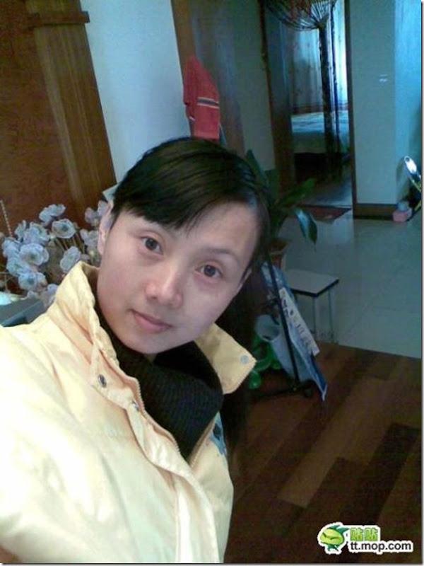Como a maquiagem e o photoshop é possível mudar uma garotal (3)