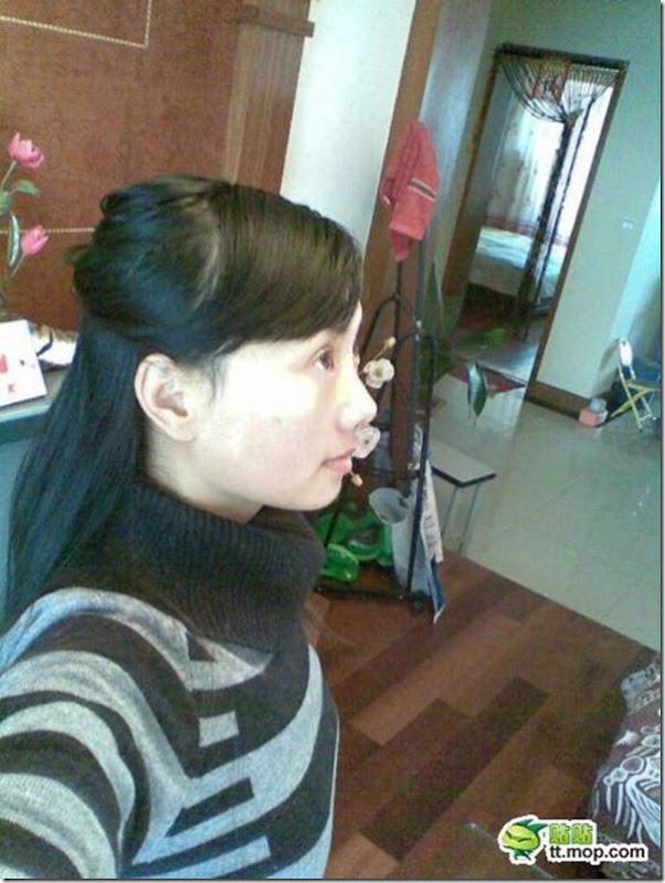 Como a maquiagem e o photoshop é possível mudar uma garotal (4)