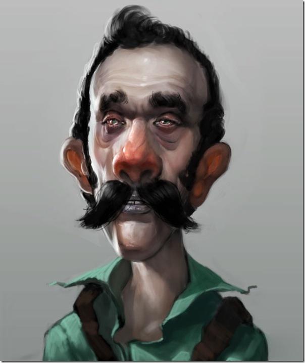 Personagens do Super Mario na vida real (1)