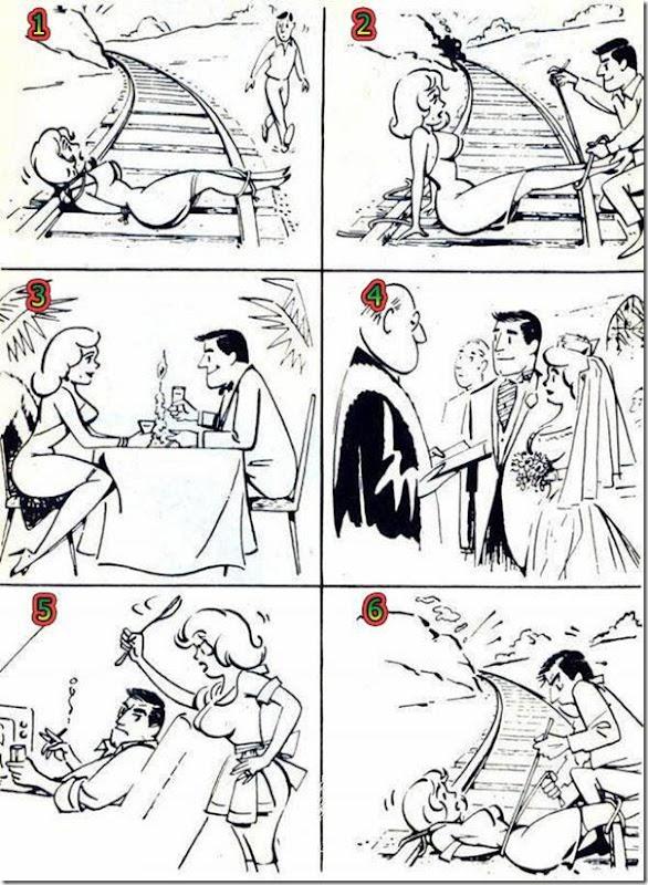 Tipica historia de uma mulher
