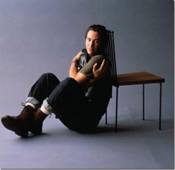 Fotos estranhas de Keanu Reeves (4)