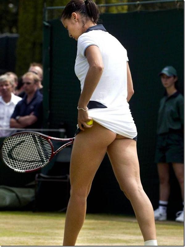 As melhores bundas no tênis (20)