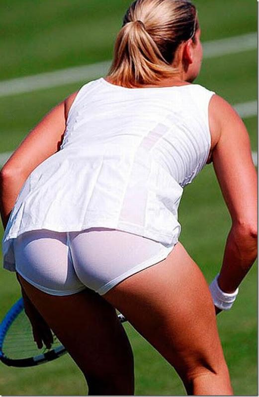 As melhores bundas no tênis (2)