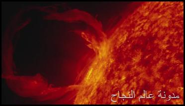 الشمس كما لم ترها من قبل - فيديو
