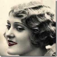 cabelo curto ondulado - anos 20