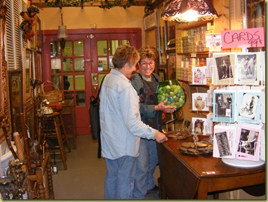 Antiqueing in Kalama WA