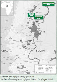 Chad-Darfur Refugee Camps