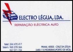 Eletro Légua, Lda.