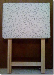 TV Tray Ironing Board for DM