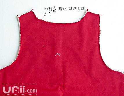 طريقة خياطة فستان طفلة 4538827753