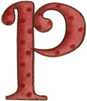 Preciosas letras decorativas - Letras decorativas infantiles ...