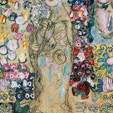 Gustav Klimt Retrato de Ria Munk
