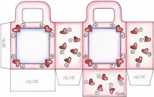 Papiroflexia cajas de papel para ni os for Cajas de carton infantiles