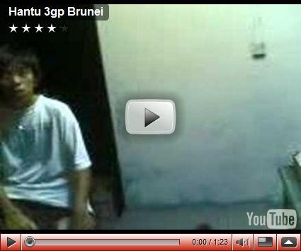 Video Hantu Penampaka