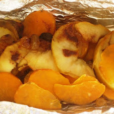 Cranberry, Apple, and Sweet Potato Packet
