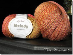 Melody Superwash 100% Wool