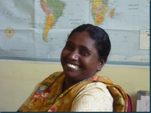 Shanti Ravi