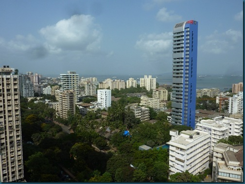 Rich man's Cuffe Parade