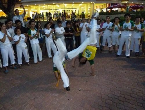 Capoeira in the Philippines